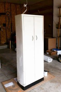 creative pantry solution for small spaces, chalk paint, closet, kitchen design, storage ideas