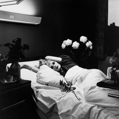 """the-rosy-crucifixion: """" Candy Darling on her Deathbed, Peter Hujar. """" Candy Darling was born James Lawrence Slattery, one of Andy Warhol's superstars. Hujar gets us close… but we are never too. Lower East Side, Andy Warhol, Candy Darling, Diane Arbus, John Waters, Robert Mapplethorpe, Van Gogh Museum, John Singer Sargent, Bridget Bardot"""