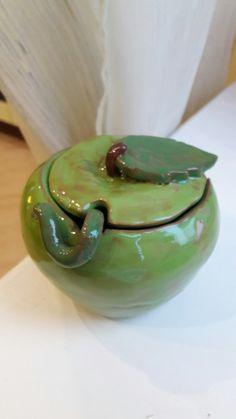 Яблоко керамика