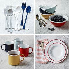 Contemporary enamelware round-up from notcot.com