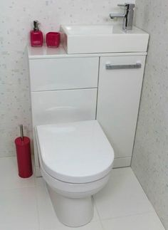 Space-saver toilet from Claygate