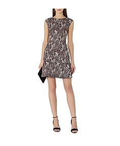 Reiss Alto Printed Dress - was $295.0, now $175.0 (41% Off). Picked by mickster @ Bloomingdale's