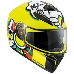 Casco da moto Misano 2011