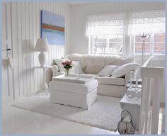 Shabby Chic Small Living Room Ideas