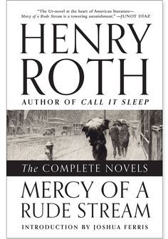 If your idea of a good time is digging into 1,300-plus pages of an underappreciated modernist classic, then you're (a) a person after our own heart and (b) in luck. Finally, Roth's four-volume opus is collected in one staggering edition—so clear your calendar.