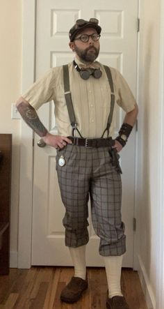 Steampunk Who Dunnit