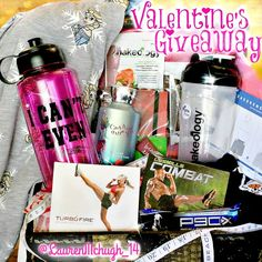 CLICK the pin and REPIN to enter my best #giveaway yet!  #turbofire #entertowin #vs #pink #combat