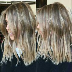 Blonde Hair Looks, Ash Blonde Hair, Bayalage, Balayage Hair, Hair Inspo, Hair Inspiration, Haircuts, Hairstyles, Hair Color And Cut