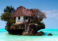 Rock restaurant - would love to try the Rock Lobster here!