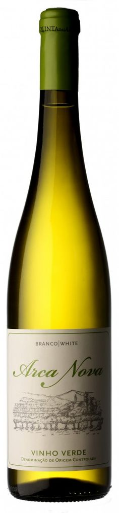 Arca Nova Vinho Verde  wine / vino mxm: this style of wine is refreshing, perfect for summer sipping.