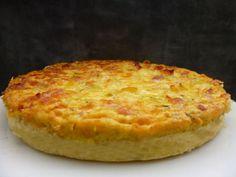 #YummyPiqueNique - Quiche aux pommes de terre, courgettes & lardons