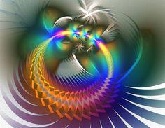 Splitting Rainbow by eReSaW On DeviantArt