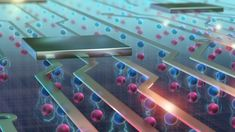 Excitons are quirky quasiparticles that exist only in semiconducting and insulating materials. Recently, a team of researchers in Lausanne, Switzerland discovered a way to control how excitons flow. Electronic News, Electronic Devices, Futuristic Technology, Science And Technology, Future Timeline, Material Science, Nanotechnology, Get Excited