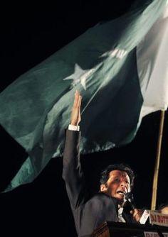 Imran Khan. #PTI