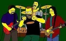 Clutch on simpsons