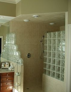 Walk In Shower Design, Pictures, Remodel, Decor and Ideas - page 49