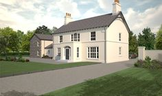 Paul McAlister Architects - The Barn Studio, Portadown, Northern Ireland, Bespoke Houses, House Extensions, Housing Developments, Northern Ireland, Architects, Portadown, Armagh, Craigavon Lurgan, Chartered Architects