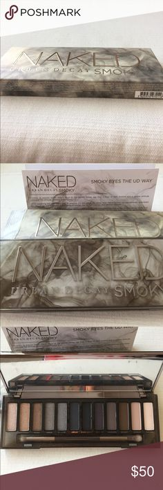 Brand New! Urban Decay Naked Smoky Palette New in box, never used Urban Decay Naked Smoky palette. No trades please. Urban Decay Makeup Eyeshadow