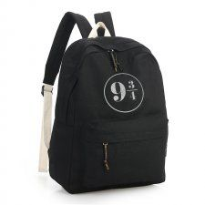 Harry Potter Platform 9 3/4 Hogwarts Express School Backpack