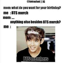 yes i want jungkook for my birthday