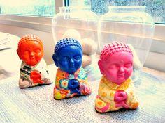 Buditas para decorar y transformar