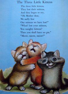 Three Bedtime Stories By Garth Williams Http Www Etsy Nursery Rhymes