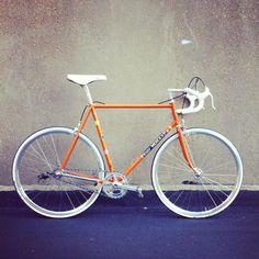 Eddy Merckx Corsa Extra framset (59cm) - Fixed gear build @Cristina Anjouvélovintage @EroicaBritannia