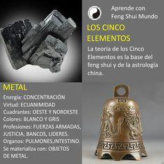 Metal - 5 elementos