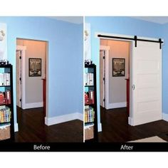Reliabilt 24 in x 80 in 10 lite french pine solid core non - Mobile home interior doors lowes ...