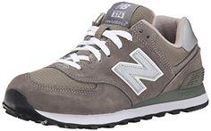 New Balance W574, Herren Sneakers, Grau (Grey), 46.5 EU (11.5 Herren UK) - http://on-line-kaufen.de/new-balance/46-5-eu-11-5-uk-12-us-new-balance-m574-herren-sneakers-3