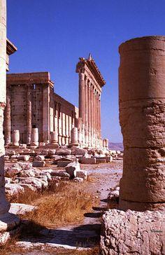 Palmyra- Tadmor. Syria