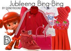Disney Bound - Jubileena Bing-Bing