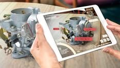 Gravity Jack's PoindextAR tracks objects' smallest details for augmented reality anywhere | TechCrunch