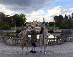 In diretta dal 1700 nel magnifico parco di Villa Pisani👑
