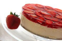 Kuchnia w wersji light: Dietetyczny sernik jogurtowy na zimno Cheesecakes, Cooking Recipes, Food, Chef Recipes, Essen, Cheesecake, Meals, Yemek, Eten