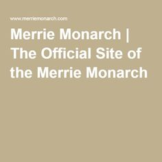 Merrie Monarch | The Official Site of the Merrie Monarch
