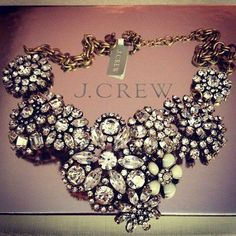LOVE this bib necklace!