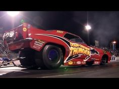 ▶ 2013 Nitro Nationals Tulsa Raceway Nitro Nostalgia Funny Car Qualifying Nostalgia Drag Racing - YouTube