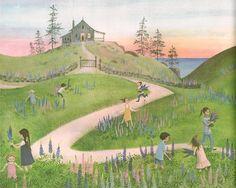 The Art of Children's Picture Books: Miss Rumphius, Barbara Cooney