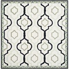 Safavieh Hand-made Chelsea Ivory/ Wool Rug