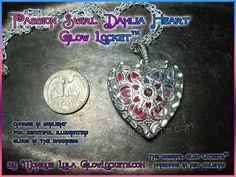 glow locket necklace