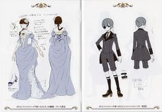 Black Butler Welcome to the Phantomhive´s Mansion Black Butler Anime, Black Butler 3, Character Sheet, Character Concept, Concept Art, Character Design, Anime Kuroshitsuji, Black Butler Kuroshitsuji, Black Butler Characters