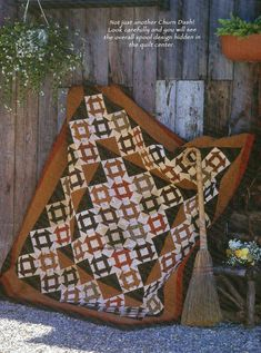 Hidden Spools Quilt Pattern Pieced RD | eBay