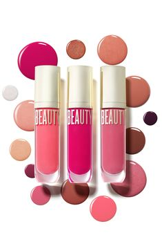 This clean lip gloss delivers high-impact shine and conditioning lip benefits, while taking transparency to the next level with ingredients that care for your lips—and the greater good. Clean Makeup, Skin Makeup, Natural Essential Oils, Natural Oils, Unique Lighting, Summer Makeup, Clean Beauty, Beauty Ideas, Conditioning