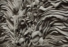 ANISH KAPOOR    extruded? Cement