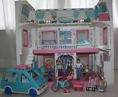 Fisher Price Loving Family Dollhouse  If you couldn't find me, this should be your first place to look! Hours spent in my dollhouse city!