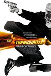 The Transporter , starring Jason Statham, Qi Shu, Matt Schulze, François Berléand. This film is about a man whose job is to deliver packages without asking any questions. Complications arise when he breaks those rules. Film Movie, Film D'action, Bon Film, See Movie, Movie List, Hindi Movie, Movie Titles, Transporter 1, Action Movies