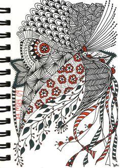 Zentangle #20