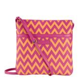 Slim and Trim Hipster in Ziggy Zags - small purses are great to carry around campus! #MySuiteSetupSweepstakes