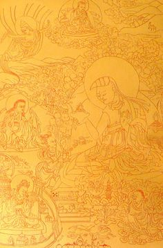 Thangka-Painting – Sammlungen – Google+